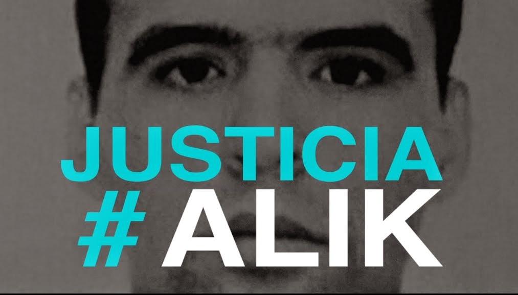 Alik mort al CIE #CIEmata #justiciaAlik
