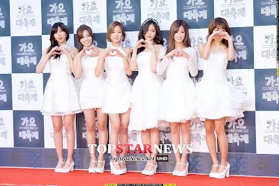 Apink KBS Gayo 2014