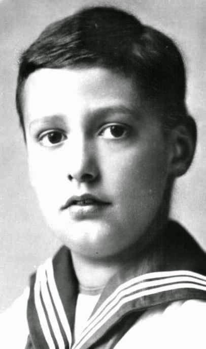 Archiduc Gottfried d'Autriche, de la branche de Toscane 1902-1984