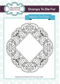 Creative Expressions UMS694 Stamp