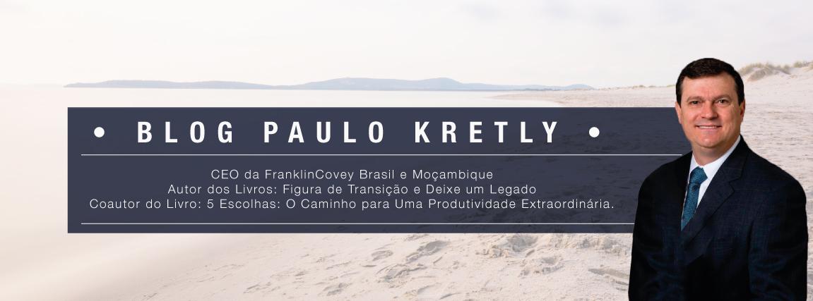 Paulo V. Kretly - Blog