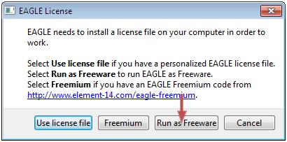 Cara Install Eagle PCB - Ramaidar Elektronika