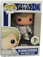 Funko Pop! Luke Skywalker StormTrooper