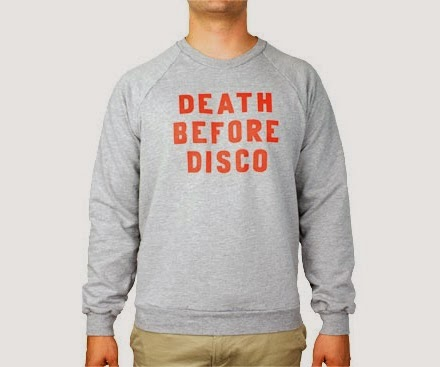 http://www.founditemclothing.com/t-shirts/death-before-disco-shirt.html