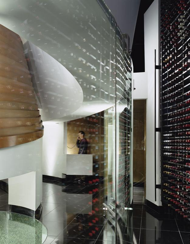 Imagine these restaurant interior design lutece las