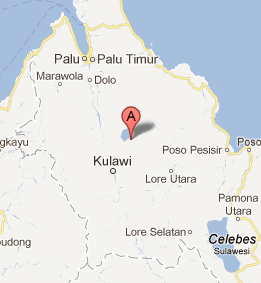 M 6.3 very strong earthquake shakes Sulawesi, Indonesia today at 05:41 PM local time