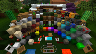 Green Lightning Resource Pack para Minecraft 1.8