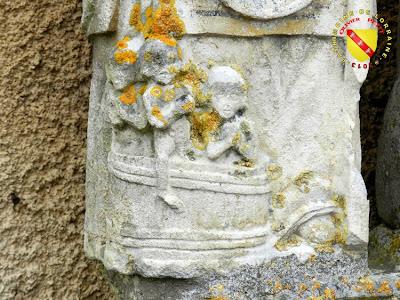 SEPVIGNY (55) - Le calvaire (XVIe siècle)