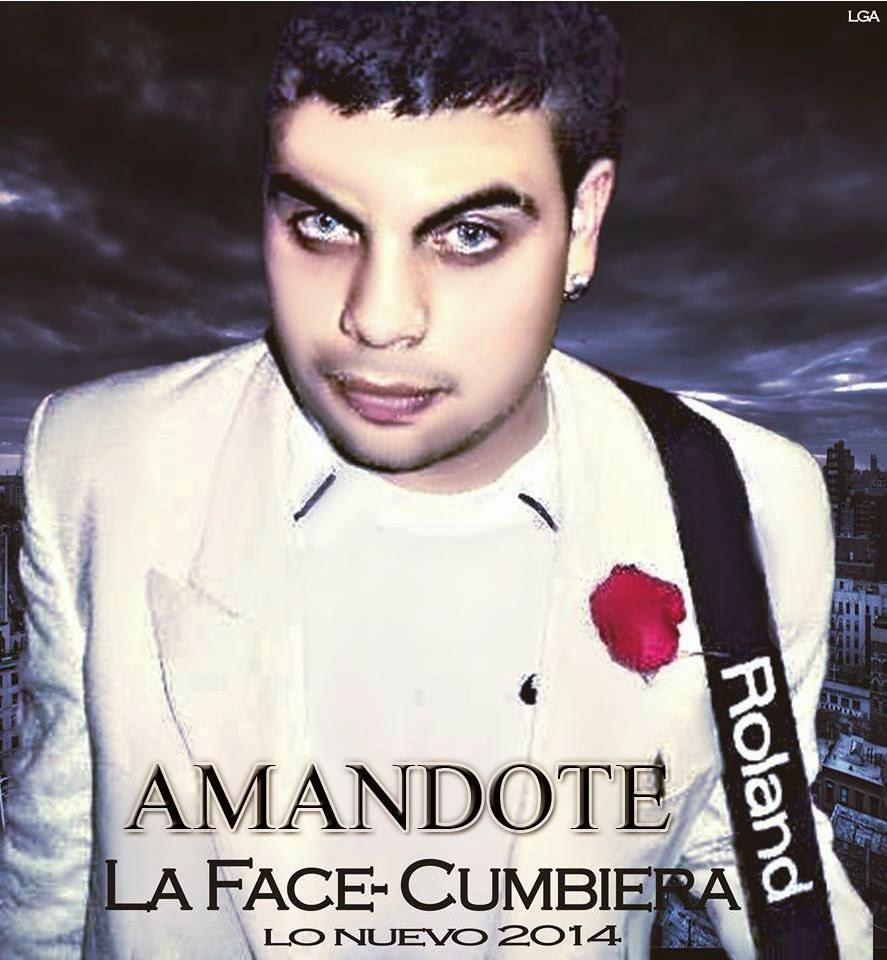La Face Cumbiera - Amandote - (Noviembre 2014)