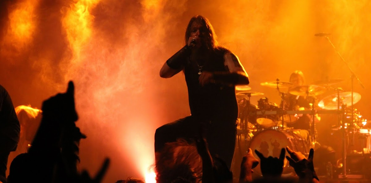 Amon Amarth: Always One Step Ahead
