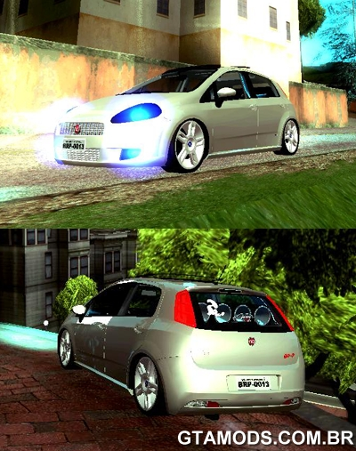 Fiat Punto Sport Edit