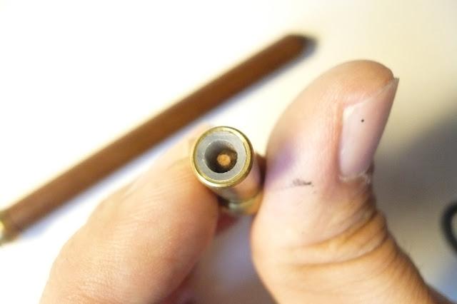 how to make nib fit in nib holder