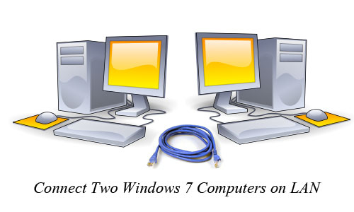 how to directly connect two computers with ethernet