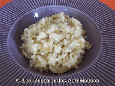 Recette de risotto original