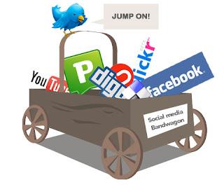 Empat Item untuk Maksimalkan Fungsi Sosial Media