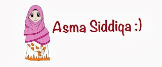 Asma Siddiqa