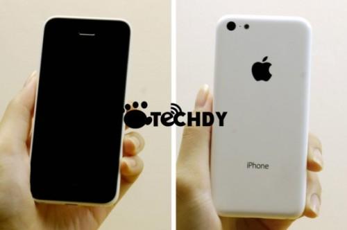 Le prime immagini del prossimo smartphone Apple a basso costo svelate?