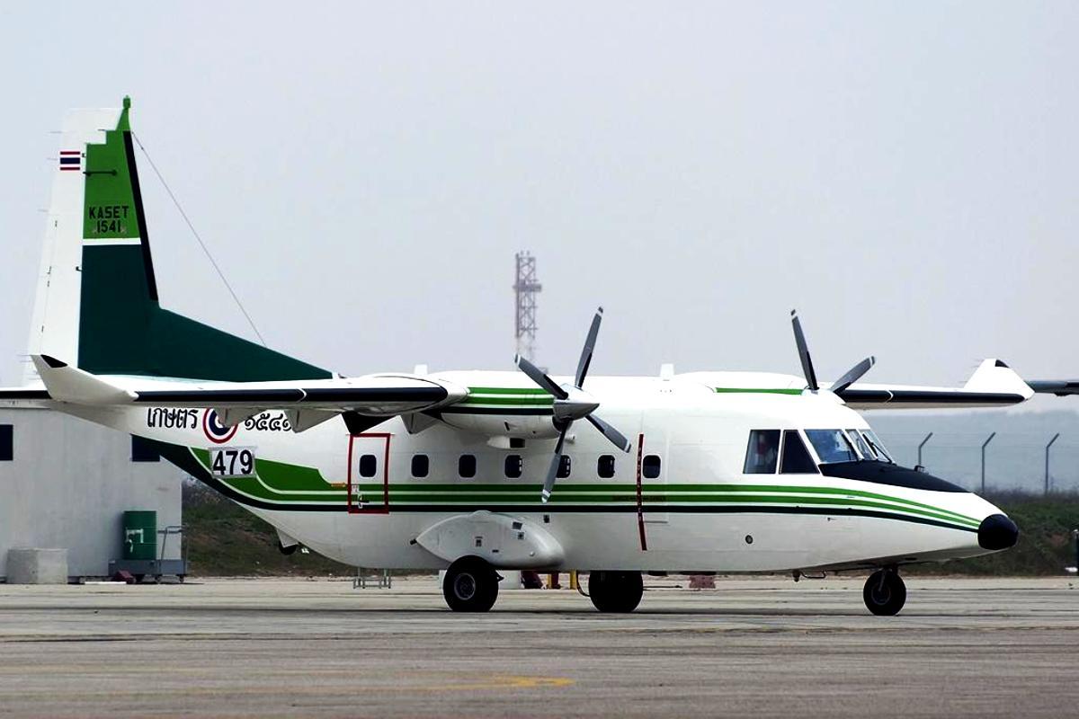 CASA C212-400. ZonaAero