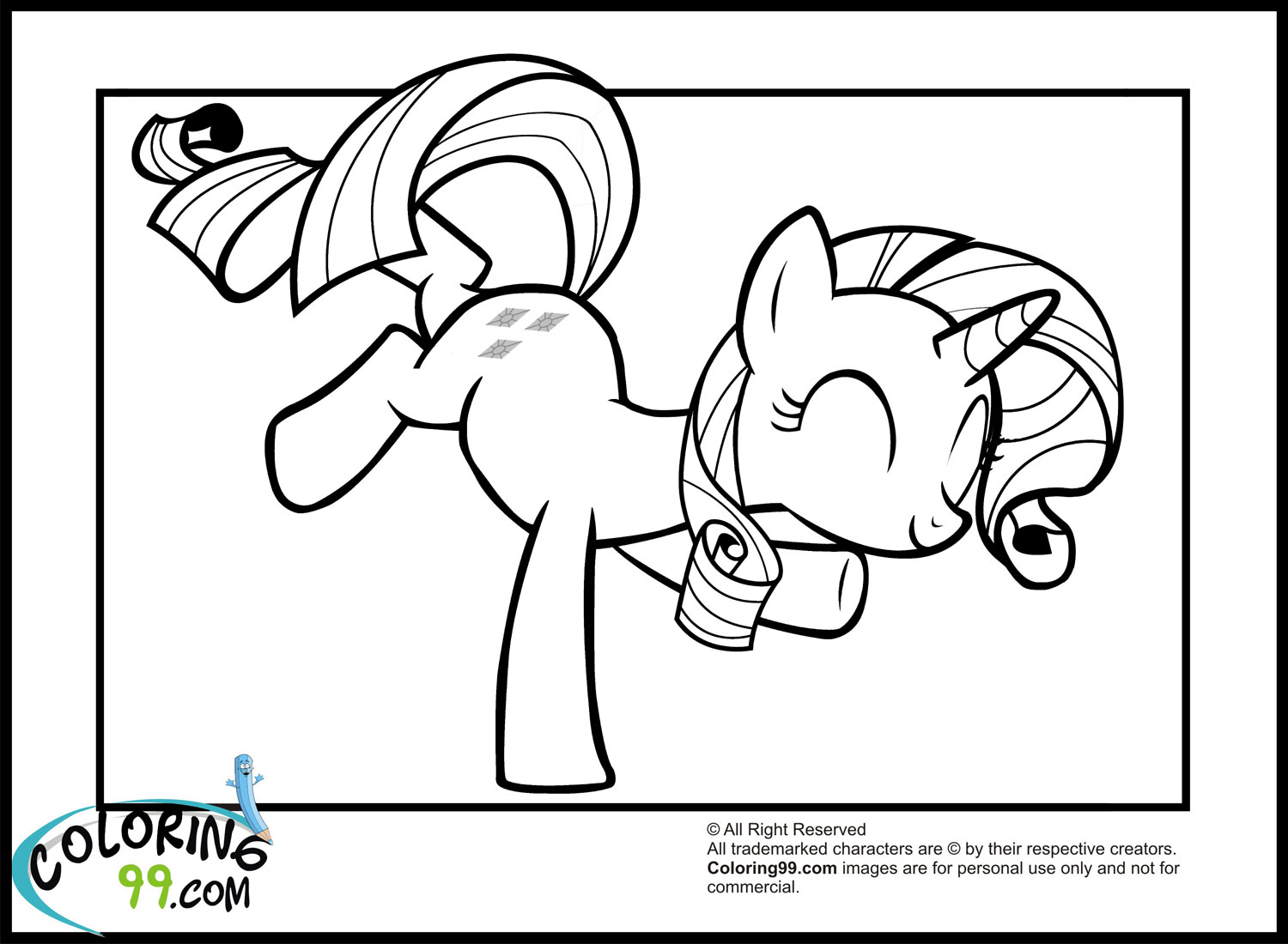 hasbro my little pony coloring pages to print hasbro downlload