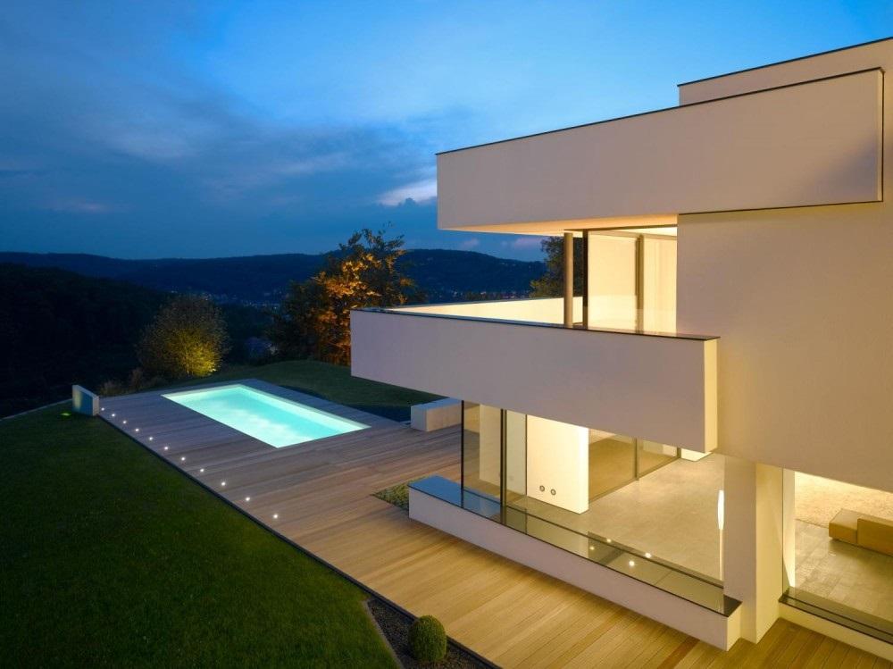 casas modernas vista por dentro