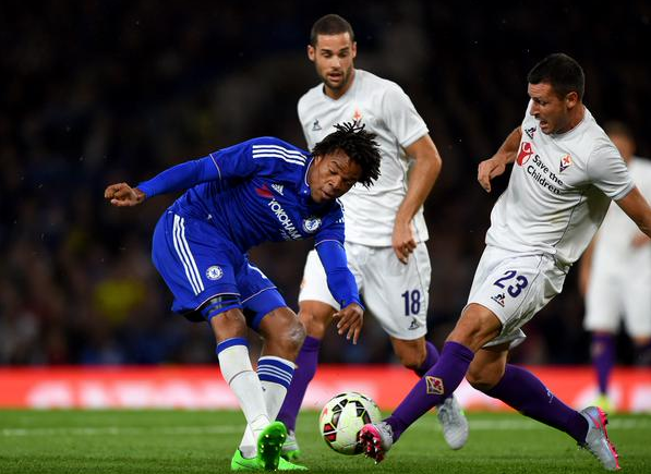 Waduh: Chelsea Kalah 0-1 Fiorentina