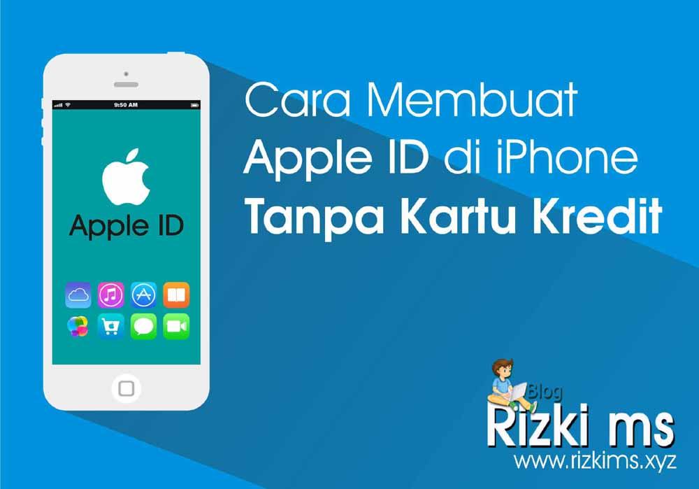 Cara Mudah Membuat Apple ID di iPhone Tanpa Mengisi Metode