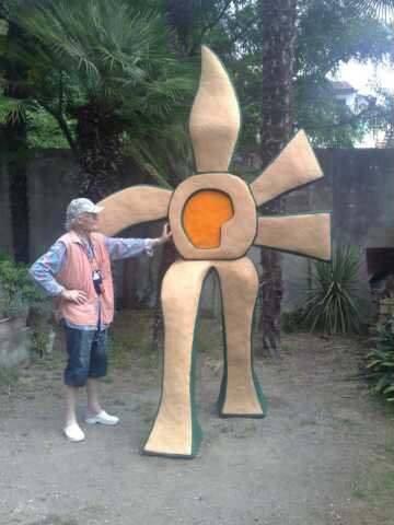 scultura di thomas