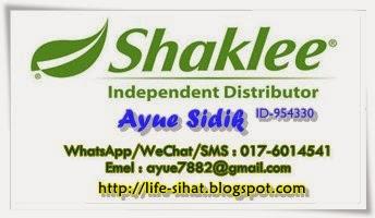 ~My Shaklee~