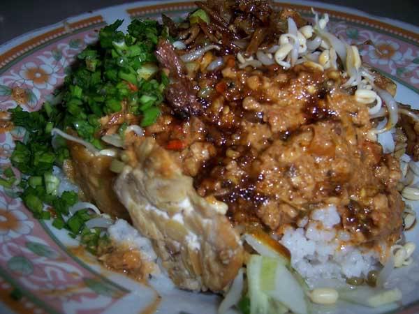 makanan khas cirebon: makanan khas cirebon