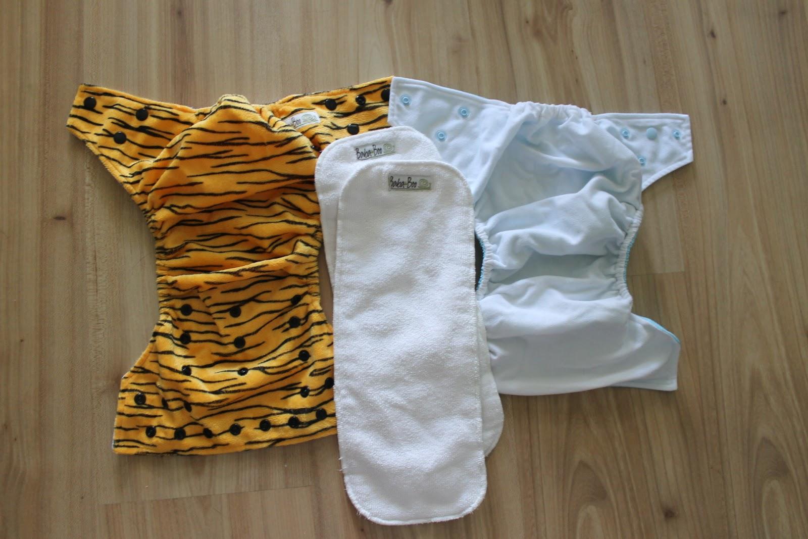 Baba and Boo Cloth Nappy