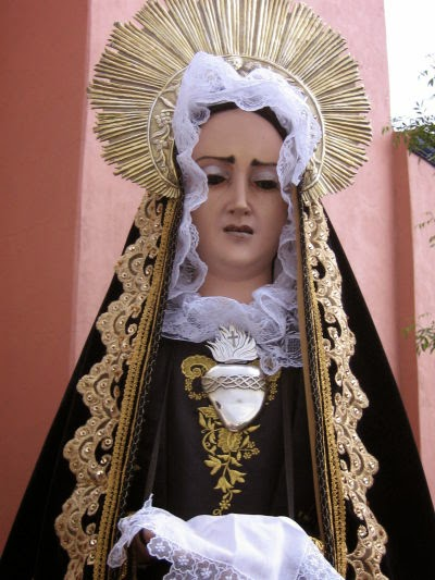 Nuestra Señora de la Soledad de Parral