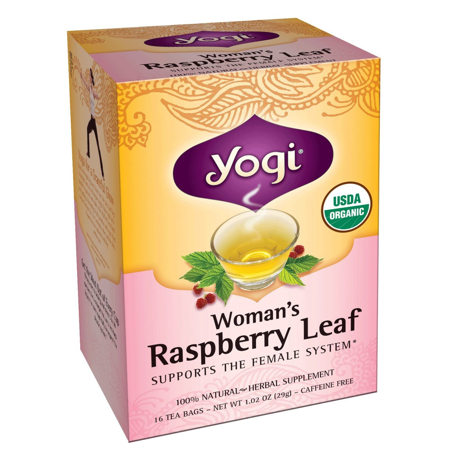 How Many Weeks To Drink Raspberry Leaf Tea