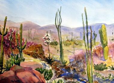 Desert Seranade 1