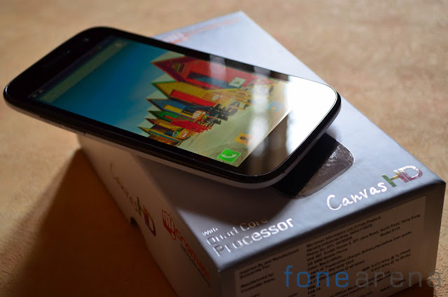 How to Root and Install Jelly Bean Sam HD V3 Custom Rom on Micromax Canvas A116 HD at ultimatechgeek.com