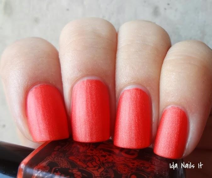 Ida Nails It: Manglaze Monday