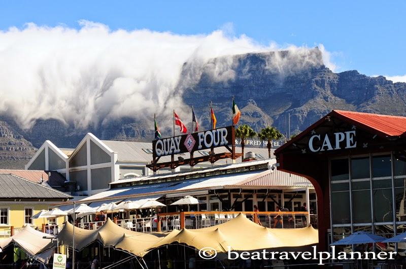 Table Mountain e Waterfront
