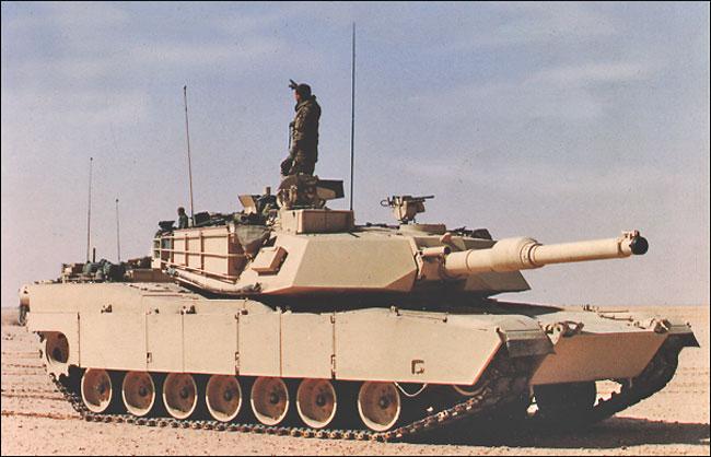 tank terbaik amerika