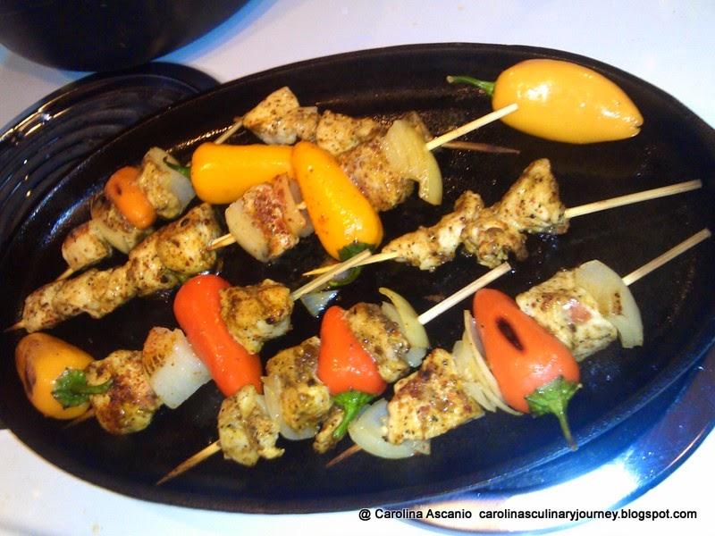 Chicken Kebah (Turkey)