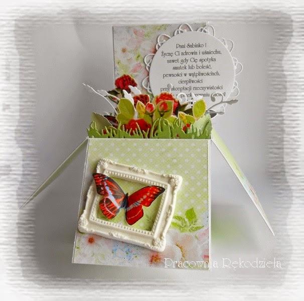 Pudełko-kartka…