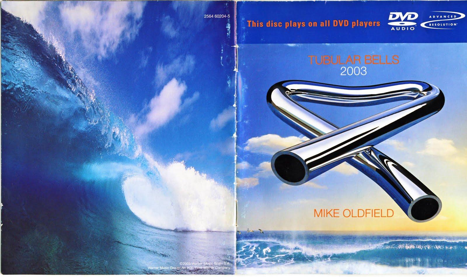 tubular bells 2003 dvd