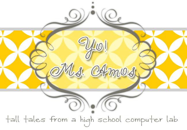 Yo! Ms. Amos!