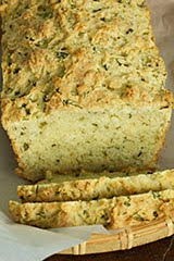 The Big Dipper Savory Herb Quick Bread
