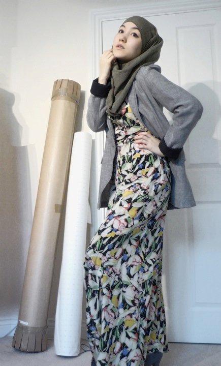 Fashionista Muslimah Style Covered Miznana 39 S Space