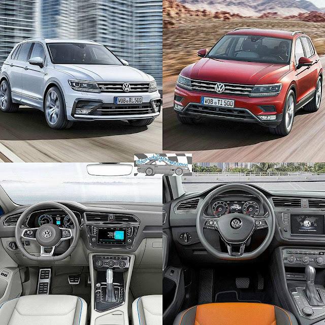 Otomobil Gurmesi: Yeni VW Tiguan Tanıtıldı