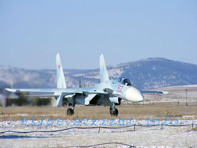 Su-27SM3 Flanker