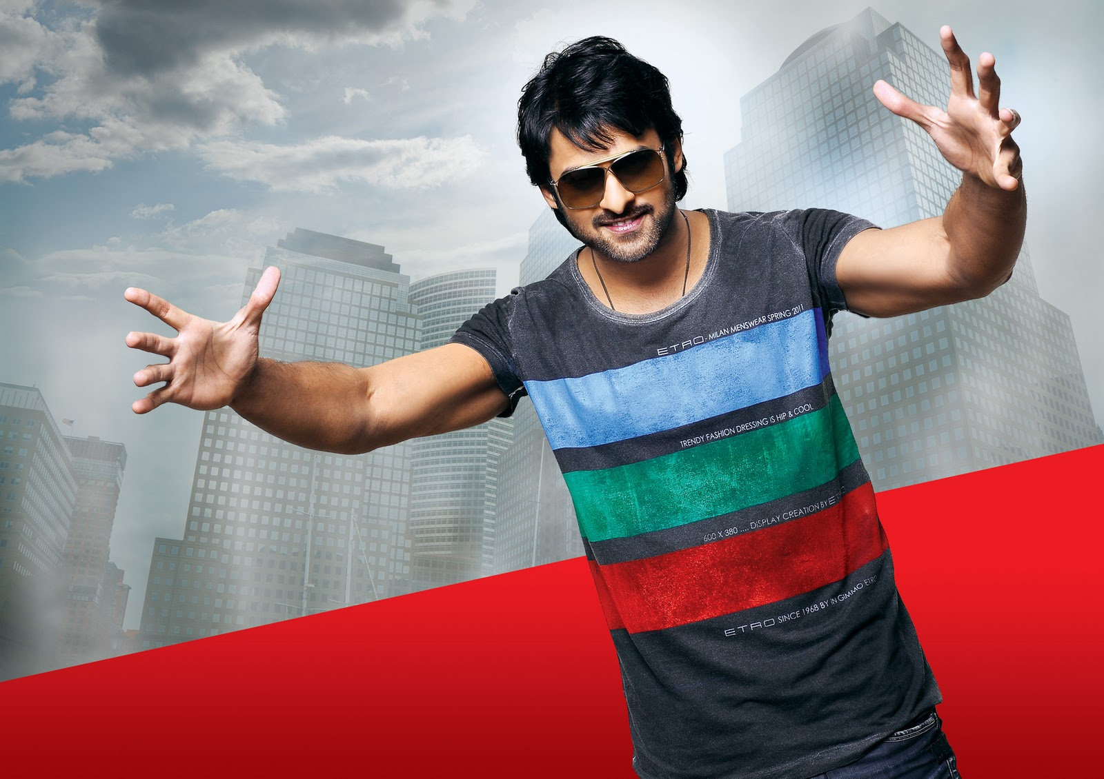latest film news: prabhas rebel hd wallpapers