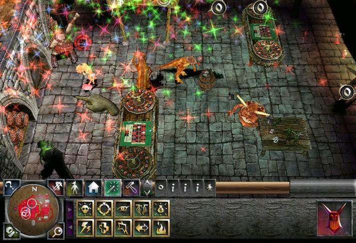 dungeon Keeper 2 pc videojuego descargar gratis