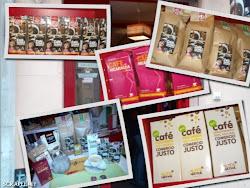 Variedad de Cafe Tierra Solidaria Madrid