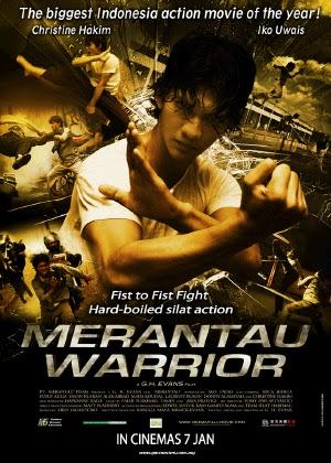 Vệ Sĩ Bất Đất Dĩ - Merantau Warrior - 2009