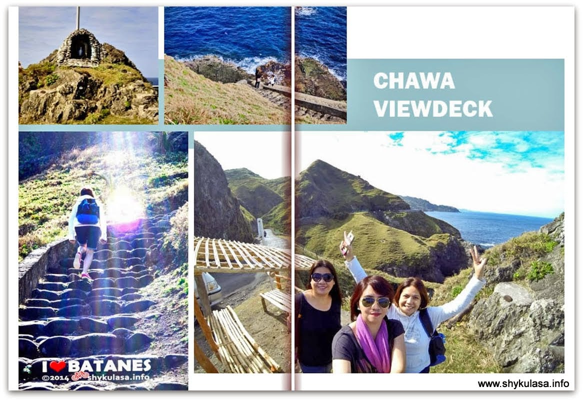 Chawa Viewdeck, South Batan, Batanes
